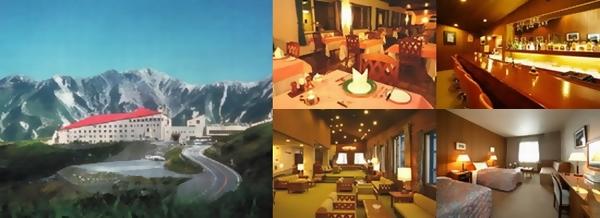 ホテル立山図