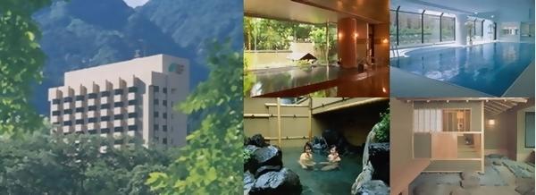 宇奈月国際ホテル図
